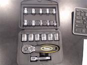 TITAN Sockets/Ratchet 16PC SAE/METRIC COMBO WRENCH SET